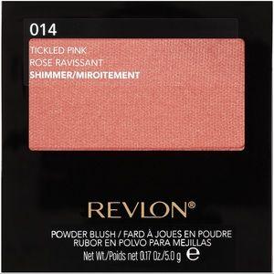 New Sealed Revlon Tickled Pink Powder Blush NWT
